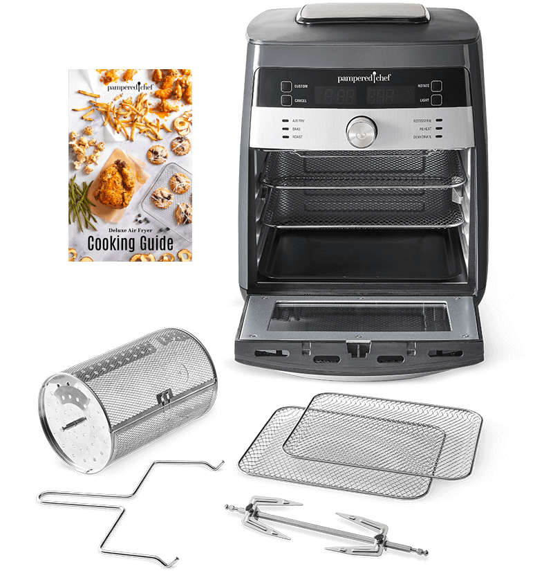Pampered Chef Air Fryer Reviews